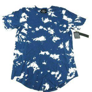 Jay Walker Men's Navy Blue Camo Graphic Tee Sz XL